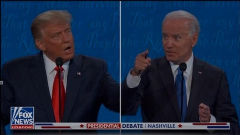 Biden: Show the tape!