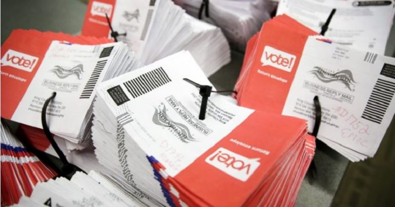 Bunded Ballots possibly illegal