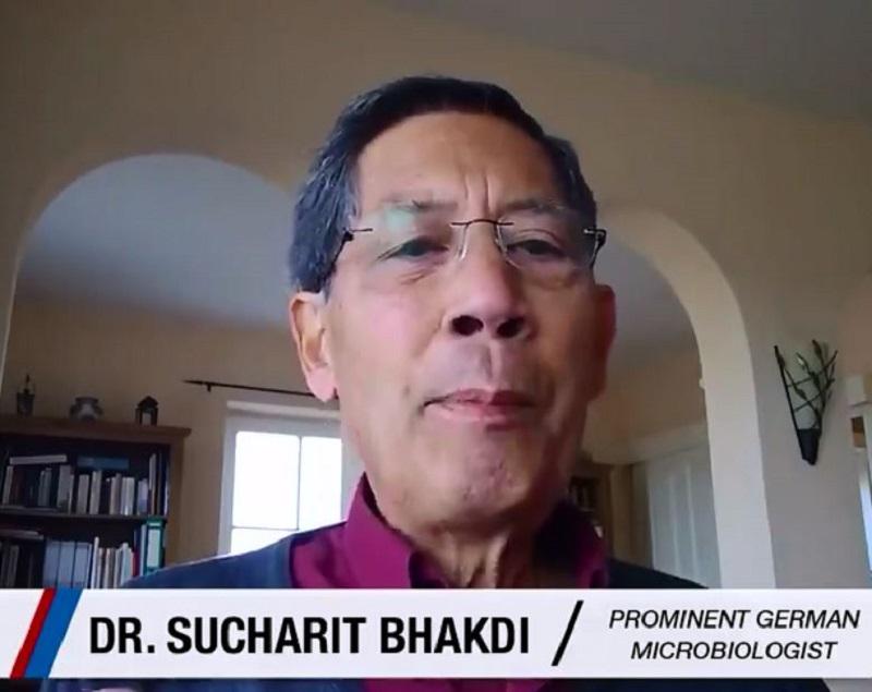 Dr Sucharit Bhakdi