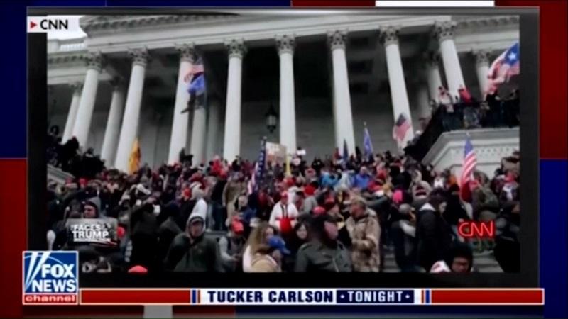 Jan 6 Capitol Crowd